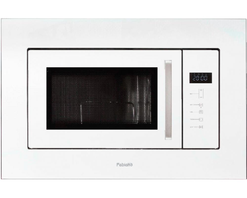 Микроволновая печь в белом цвете FBM 2602G White