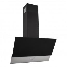 Вытяжка декоративная наклонная (вертикальная) ELEYUS Della 700 50 IS+BL