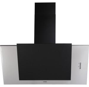 Вытяжка декоративная наклонная ELEYUS Titan A 1200 LED SMD 90 BL+IS