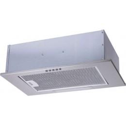 Кухонная вытяжка встраиваемая VENTOLUX BOX 60 INOX (650) PB
