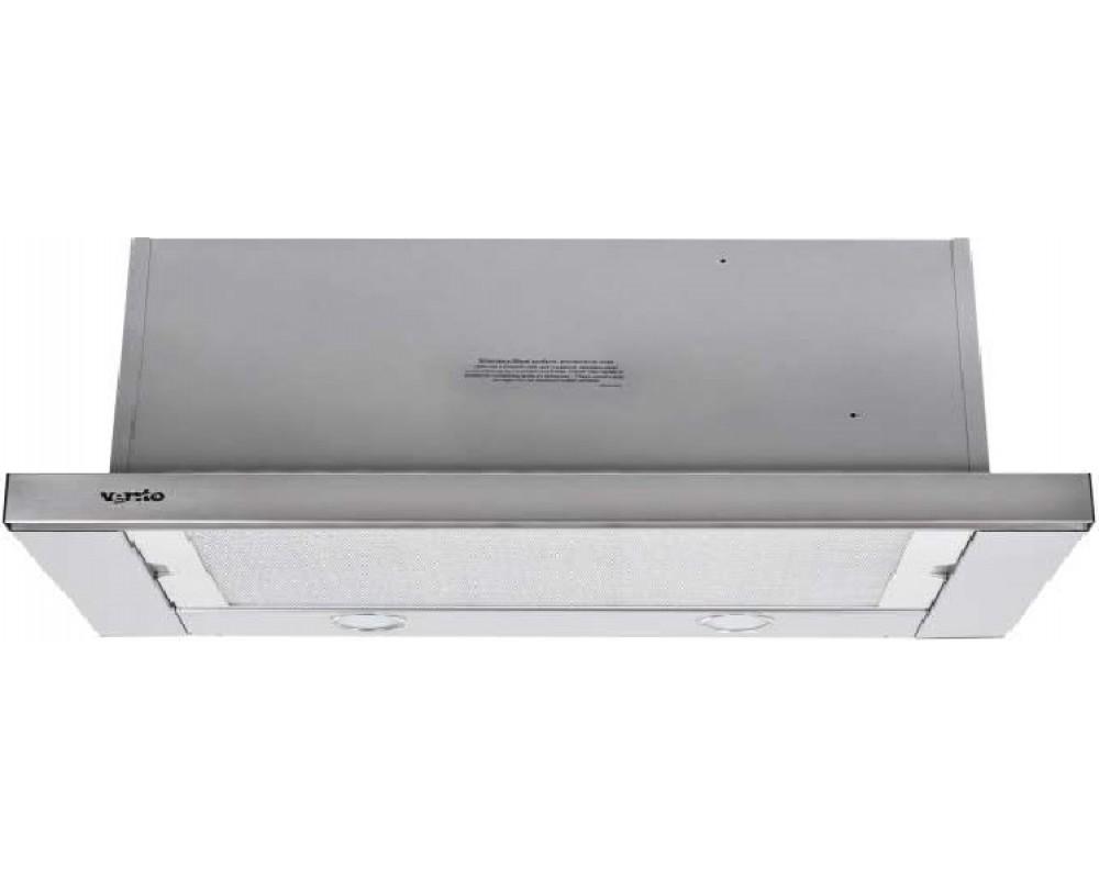 Кухонная вытяжка Ventolux GARDA 90 INOX (1100) SMD LED