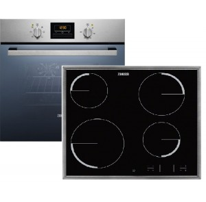 Комплект Духовой шкаф Zanussi ZZB525601X + Варочная поверхность Zanussi ZEV56340XB