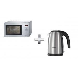 Вместе дешевле Bosch HMT84G451+Bosch TWK7801