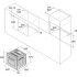 Электрический духовой шкаф Syntra SBO 652 Inox