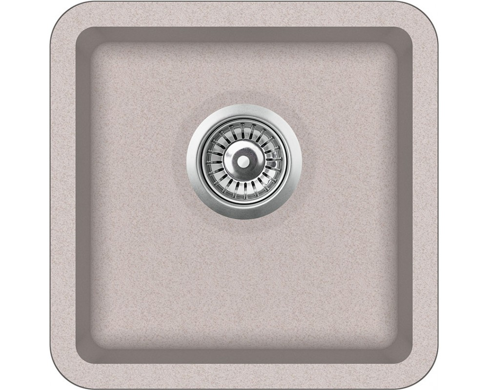 Кухонная мойка AquaSanita Arca SQA100/ 110 beige