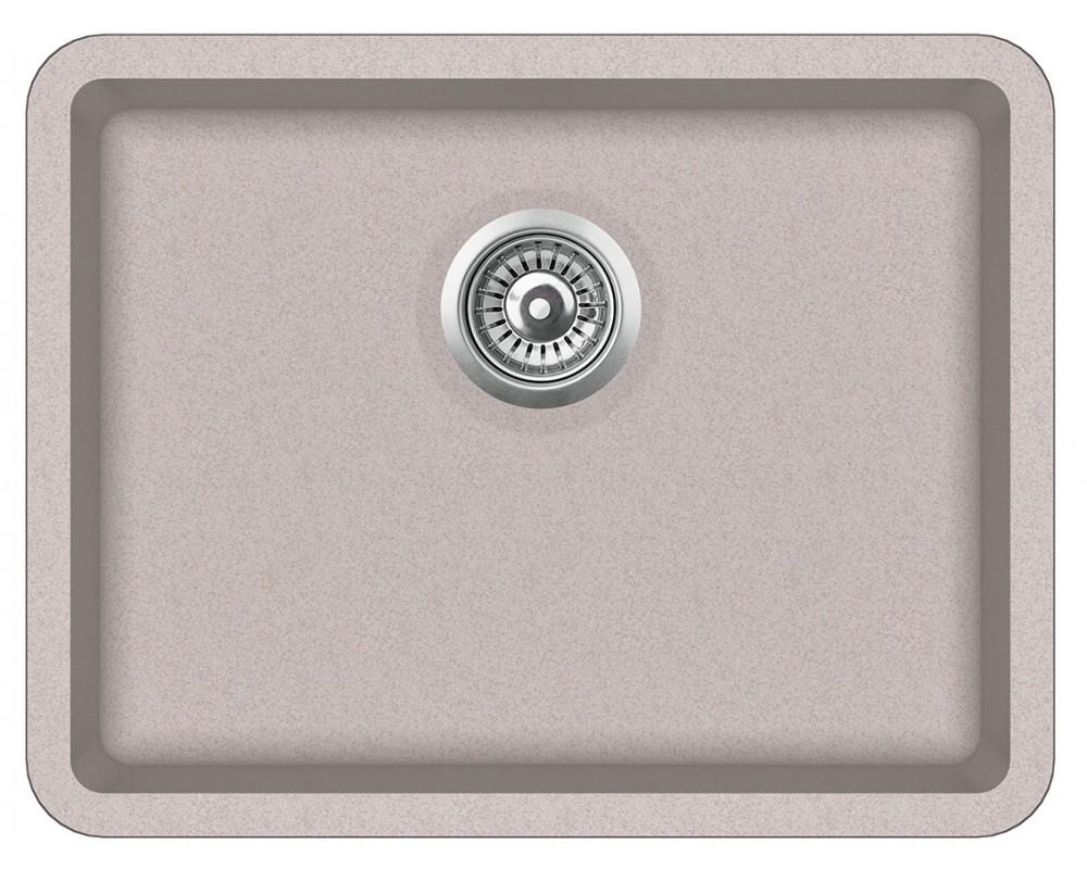 Кухонная мойка AquaSanita Arca SQA102/ 110 beige
