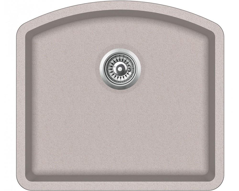 Кухонная мойка AquaSanita Arca SQA103/ 110 beige