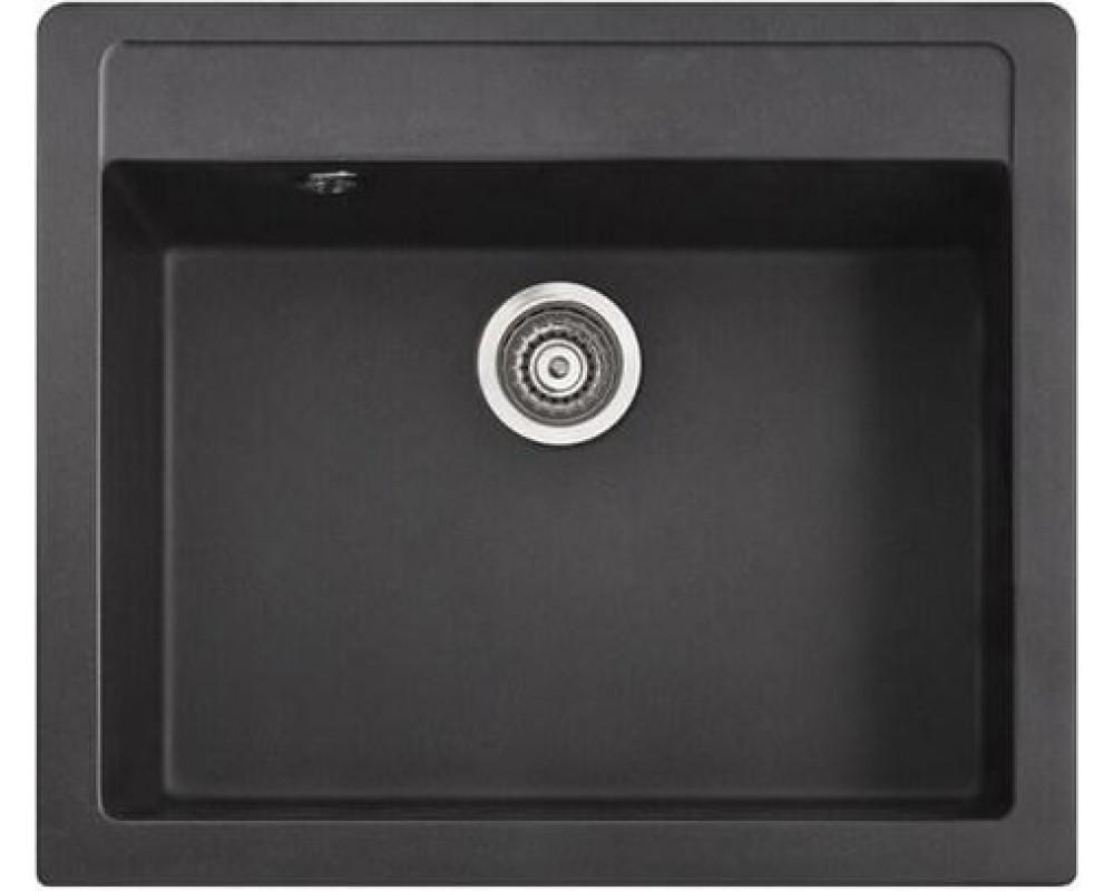 Кухонная мойка Argo Cubo 590 Gray