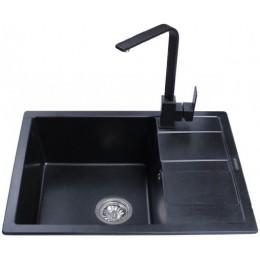 Кухонная мойка Bretta Classic Black