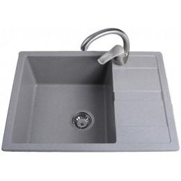 Кухонная мойка Bretta Classic Gray Stone