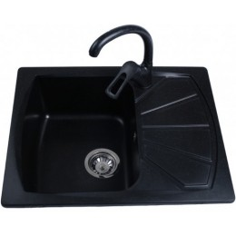 Кухонная мойка Bretta Tera Black