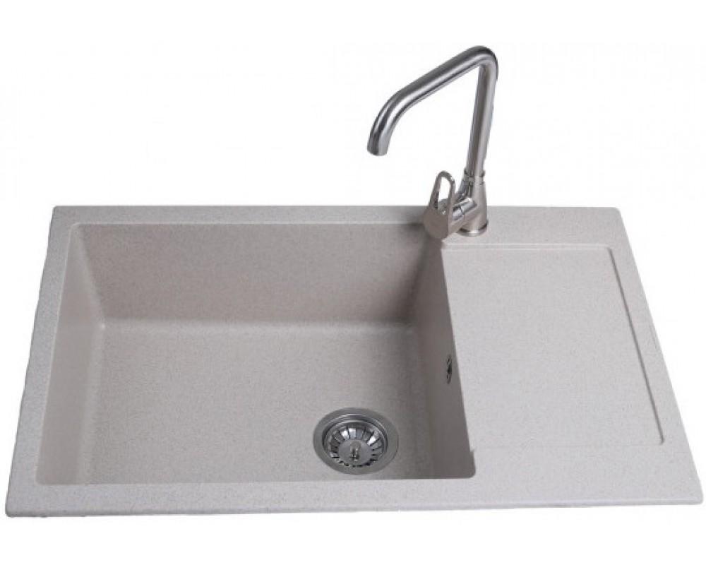 Кухонная мойка Bretta CORUM 780 x 500 Mindal