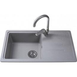 Кухонная мойка Bretta Telma-Venora 780 x 435 Gray Stone