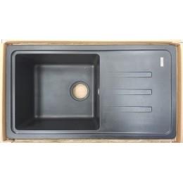Кухонная мойка Bretta Telma-Verona 780 x 435 Black