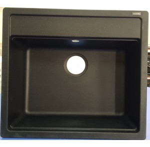 Кухонная мойка BRETTA UNIVERSAL 620 x 500 Black