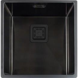 Кухонная мойка Fabiano Quadro 44 Nano Graphite 1,2 мм
