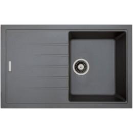 Кухонная мойка Classic 78x50 (Titanium)