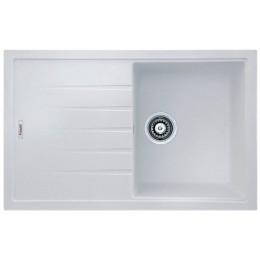 Кухонная мойка Classic 78x50 (Alpine White)