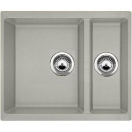 Кухонная мойка Quadro 56x46x15 Beton