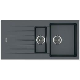 Кухонная мойка Classic 100x50x15 (Titanium)
