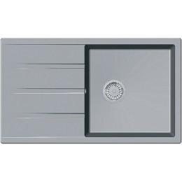 Кухонная мойка Classic 86x50 XL Grey Metallic