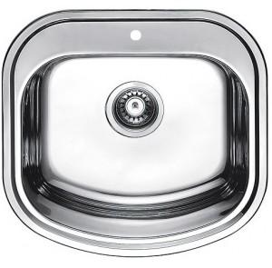 Кухонная мойка Fabiano 490*470 Микродекор