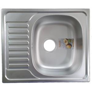 Кухонная мойка Fabiano 580 x 485 Микродекор