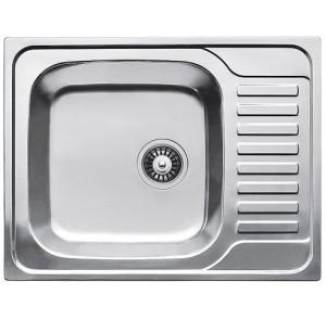 Кухонная мойка Fabiano 650 x 500 Микродекор