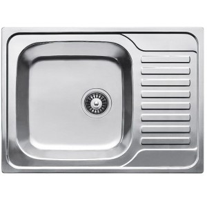 Кухонная мойка Fabiano 700 x 500 Микродекор