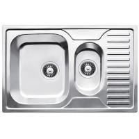 Кухонная мойка Fabiano 780 x 500 x 15 Микродекор