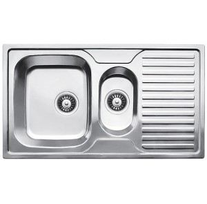 Кухонная мойка Fabiano 880 x 500 Микродекор