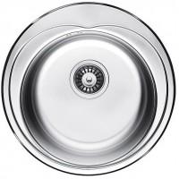 Кухонная мойка Fabiano D480 Satin 0.8 мм