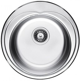 Кухонная мойка Fabiano D480 Microdecor 0.8 мм