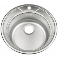 Кухонная мойка Fabiano D490 Satin 0.6 мм