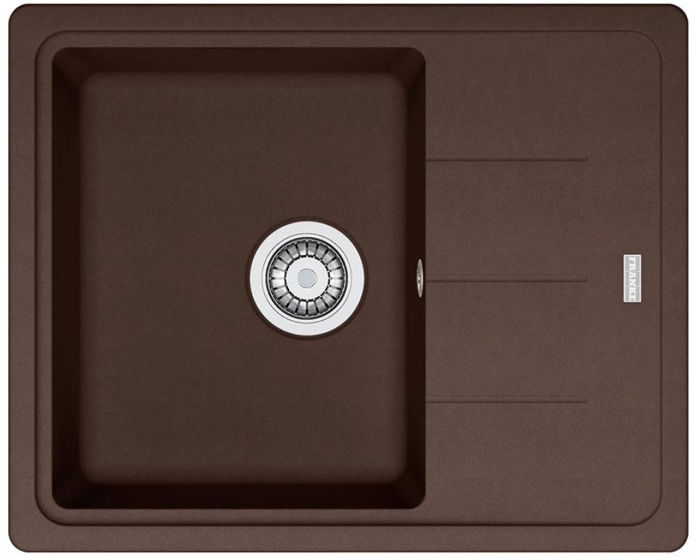 Мойка для кухни FRANKE BASIS BFG 611-62 (114.0272.594) шоколад