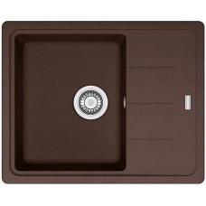 Гранитная мойка Franke BASIS BFG 611-62 (114.0272.594) шоколад