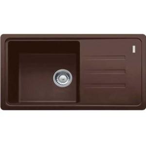 Мойка Franke Malta BSG 611-78 (114.0375.039) Шоколадный