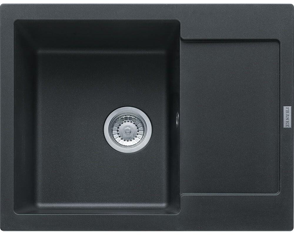 Кухонная мойка Franke MARIS MRG 611-62 (114.0381.006) оникс