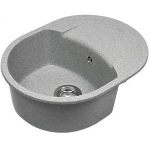 Кухонная мойка IDIS Cappa Fashion Gray 310