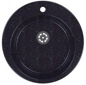 Кухонная мойка IDIS Fusion Obsidian PSLC 508