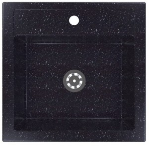 Кухонная мойка IDIS Optima Obsidian PSLC 508