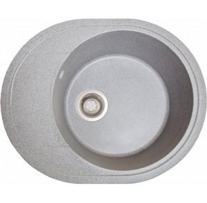 Гранитная мойка Solid Comfy Gray
