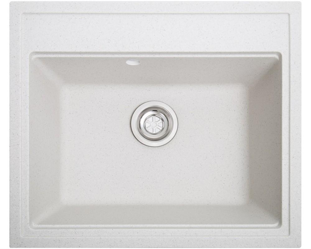 Кухонная мойка Solid Gross Cold-White