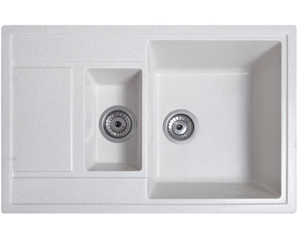 Полуторная модель Solid Practic White
