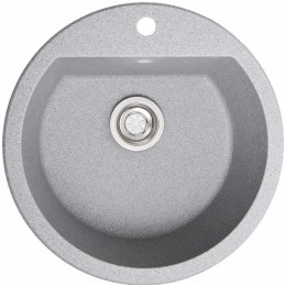 Кухонная мойка Solid Round Gray