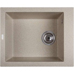 Кухонная мойка Ventolux AMORE (BROWN SAND) 500x400x200