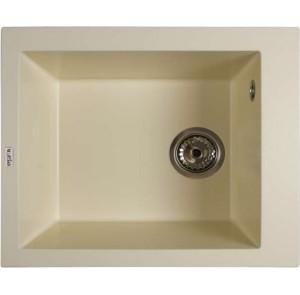 Кухонная мойка Ventolux AMORE (CREMA) 500x400x200