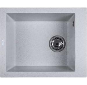 Кухонная мойка Ventolux AMORE (GRAY GRANIT) 500x400x200