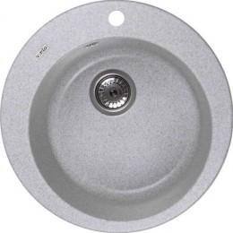 Кухонная мойка FABIA (GRAY GRANIT) D500x200