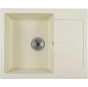 Кухонная мойка Ventolux SILVIA (CREMA) 620x500x200